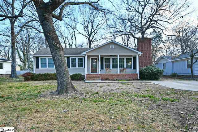 10 Brewster Drive, Taylors, SC 29687 (#1438280) :: DeYoung & Company
