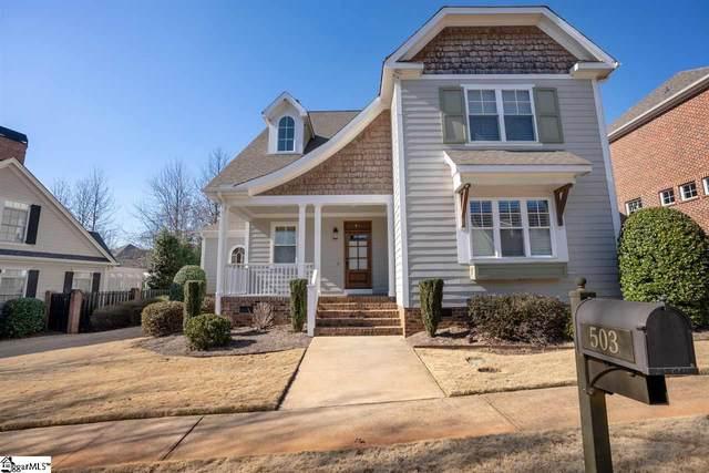 503 Berkmans Lane, Greenville, SC 29605 (#1438283) :: DeYoung & Company