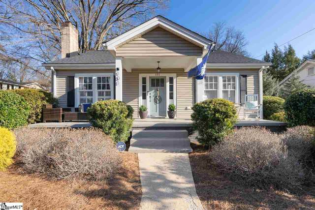 101 Cammer Avenue, Greenville, SC 29605 (MLS #1438285) :: Prime Realty