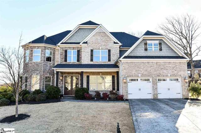 18 Abington Hall Court, Greer, SC 29650 (#1438287) :: Dabney & Partners