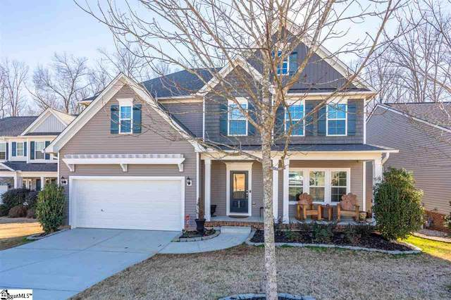 282 Twilitemist Drive, Duncan, SC 29334 (#1438305) :: Green Arc Properties