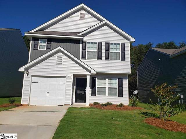 4025 Reinfield Drive, Inman, SC 29349 (#1438312) :: The Toates Team