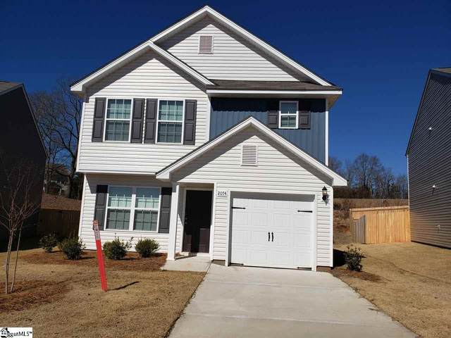 2074 Southlea Drive, Inman, SC 29349 (#1438313) :: The Toates Team