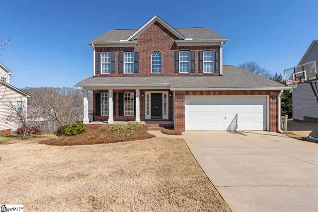 722 Dutchman Court, Greer, SC 29651 (#1438315) :: Dabney & Partners