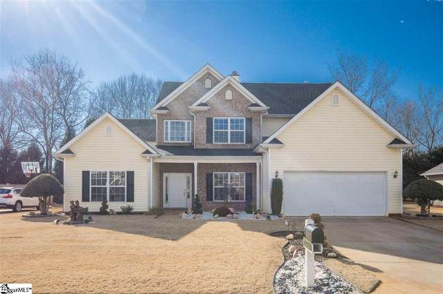 202 Meadow Lake Trail, Greer, SC 29650 (#1438324) :: The Robby Brady Team