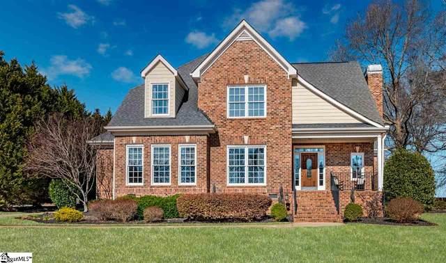 23 Bingham Way, Simpsonville, SC 29680 (#1438329) :: DeYoung & Company