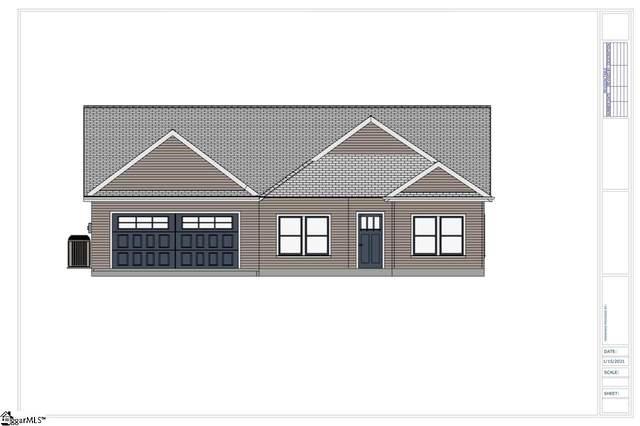 218 Keystone Court, Wellford, SC 29385 (#1438346) :: Green Arc Properties