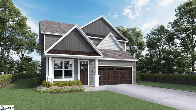 1130 Wanley Way Lot 720, Boiling Springs, SC 29316 (#1438353) :: Modern