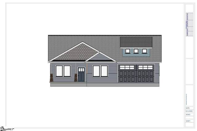 222 Keystone Court, Wellford, SC 29385 (#1438356) :: Green Arc Properties