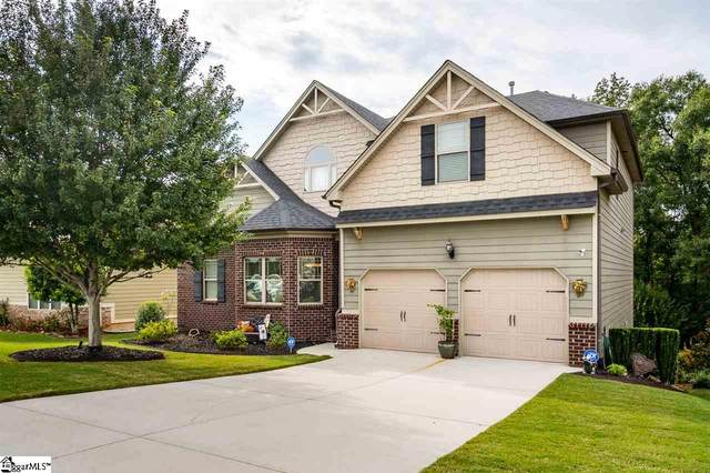 333 Harkins Bluff Drive, Greer, SC 29561 (#1438358) :: Dabney & Partners