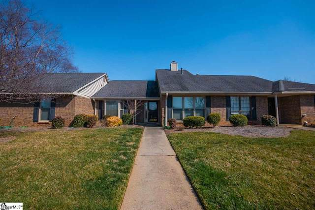 56 Forest Lake Drive, Simpsonville, SC 29681 (#1438362) :: DeYoung & Company