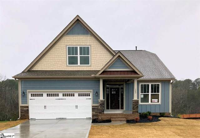 123 Ridgefield Lane Lot 27, Greer, SC 29651 (#1438368) :: The Toates Team