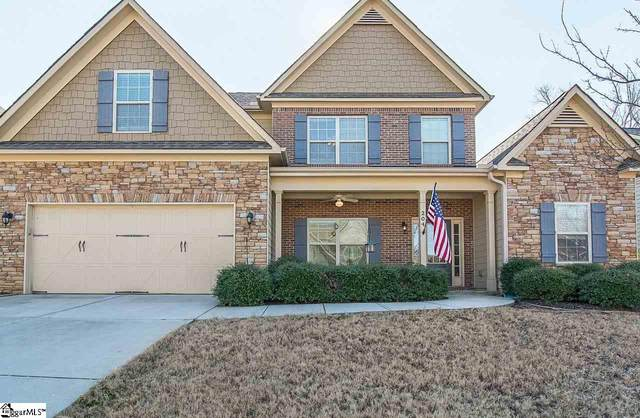 204 Raven Falls Lane, Simpsonville, SC 29681 (#1438369) :: Hamilton & Co. of Keller Williams Greenville Upstate