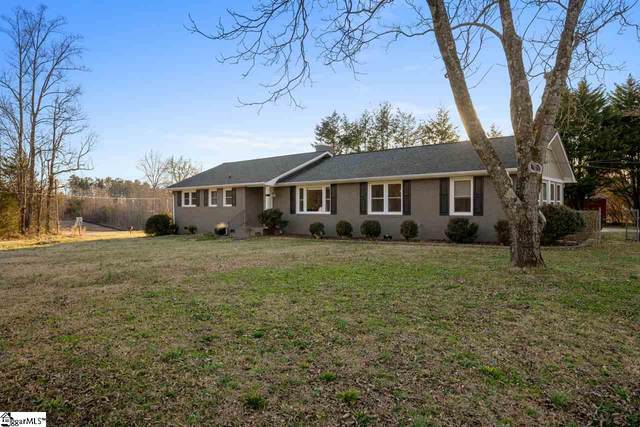 1103 Saluda Lake Road, Greenville, SC 29611 (#1438378) :: The Toates Team