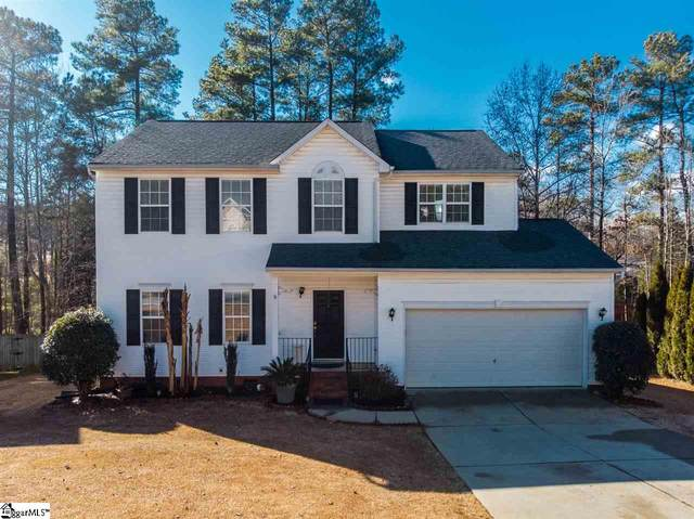 323 Marsh Creek Drive, Mauldin, SC 29662 (#1438379) :: The Haro Group of Keller Williams