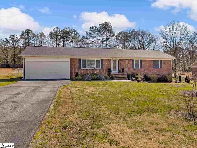 437 Royal Oak Drive, Spartanburg, SC 29302 (MLS #1438382) :: Prime Realty