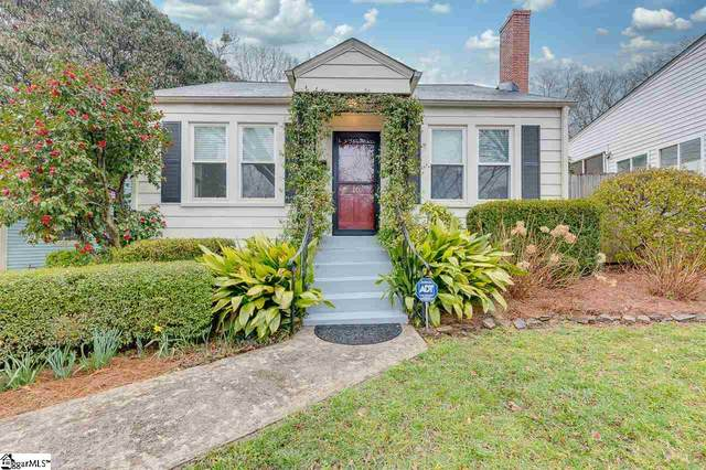 16 Brookway Drive, Greenville, SC 29605 (MLS #1438383) :: Prime Realty