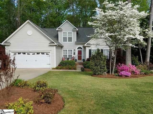 517 Scarlet Oak Drive, Fountain Inn, SC 29644 (#1438410) :: Green Arc Properties