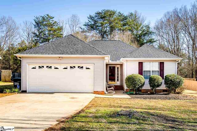 248 Jacqueline Road, Piedmont, SC 29673 (#1438417) :: Hamilton & Co. of Keller Williams Greenville Upstate
