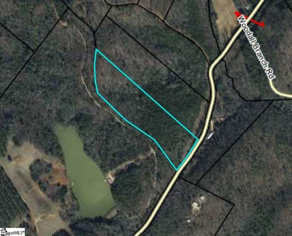 370 Charlie Cobb Road, Mountain Rest, SC 29664 (#1438428) :: The Toates Team