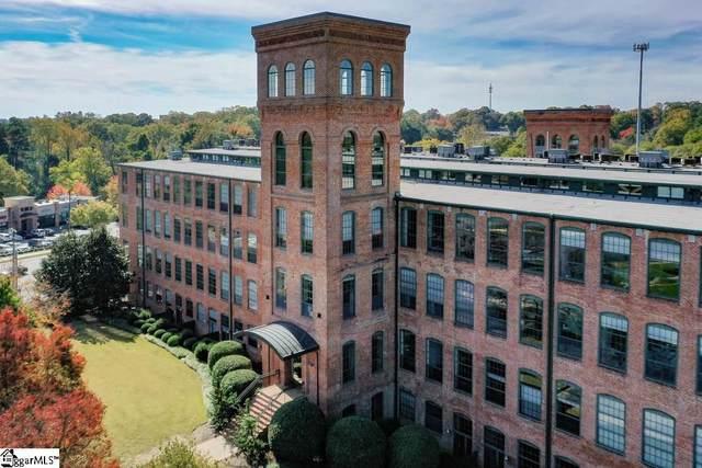 400 Mills Avenue Unit # 315, Greenville, SC 29605 (#1438432) :: The Haro Group of Keller Williams