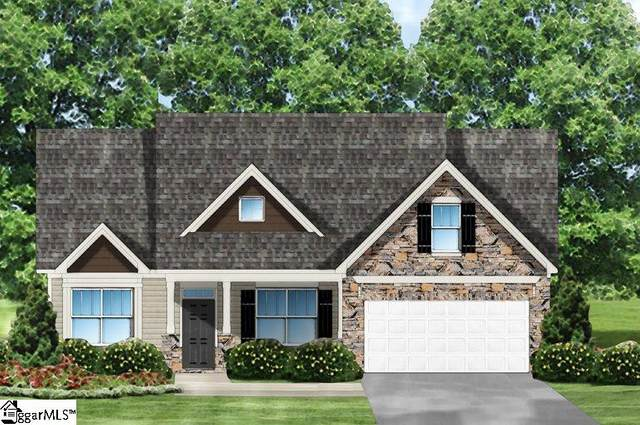 174 Braemar Knoll Drive Lot 14, Greer, SC 29651 (#1438454) :: Hamilton & Co. of Keller Williams Greenville Upstate