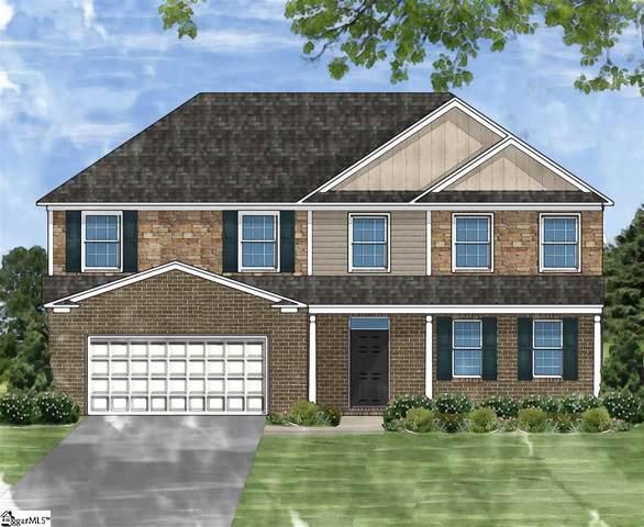 1390 Kist Road Lot 24, Greer, SC 29651 (#1438456) :: Hamilton & Co. of Keller Williams Greenville Upstate