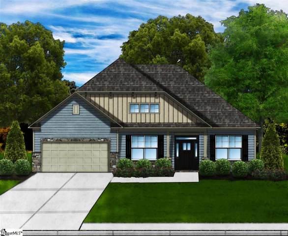 145 Braemar Knoll Drive Lot 8, Greer, SC 29651 (#1438457) :: Hamilton & Co. of Keller Williams Greenville Upstate