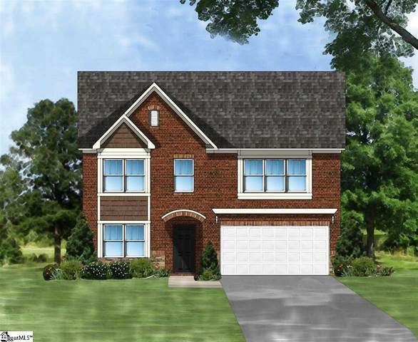 521 Cox Road Lot 27, Greer, SC 29651 (#1438458) :: Modern