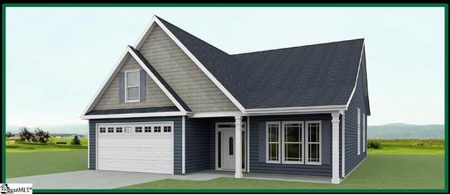 206 Rich Haven Lane, Greer, SC 29651 (#1438486) :: Modern