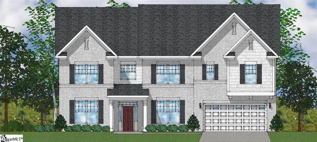 16 Caventon Drive, Simpsonville, SC 29681 (#1438518) :: Hamilton & Co. of Keller Williams Greenville Upstate