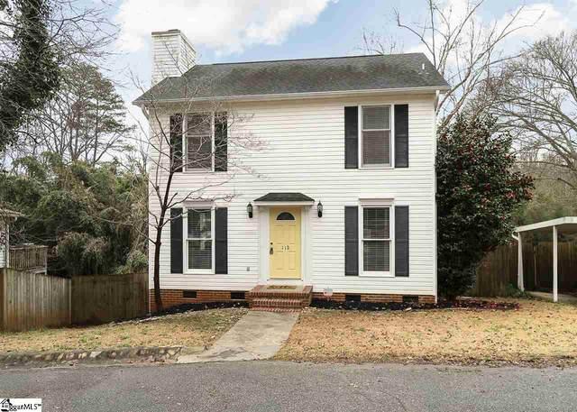 112 Brookview Circle, Greenville, SC 29605 (#1438522) :: Modern
