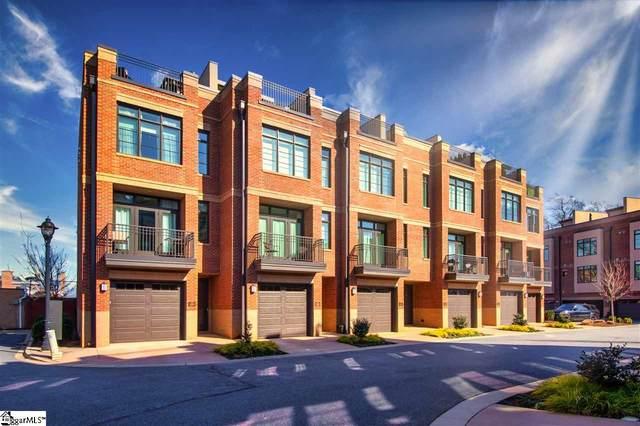 1027 S Main Street Unit 201, Greenville, SC 29601 (#1438539) :: Green Arc Properties