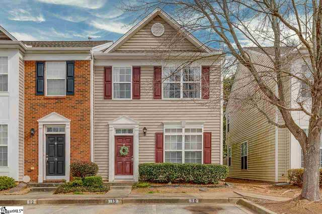 12 Sikes Circle, Mauldin, SC 29662 (#1438541) :: The Toates Team