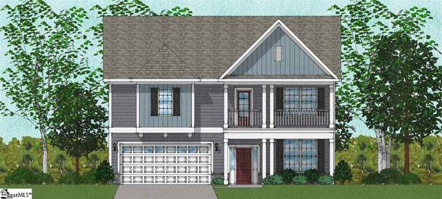 111 Sevan Lane Lot 6, Easley, SC 29642 (#1438554) :: The Haro Group of Keller Williams