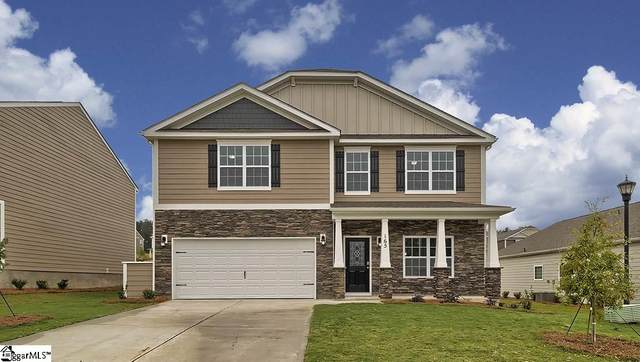 301 Chippy Road #142, Greer, SC 29650 (#1438561) :: Modern