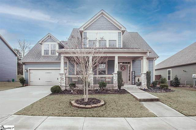 124 Summer Oak Lane, Simpsonville, SC 29680 (#1438583) :: Hamilton & Co. of Keller Williams Greenville Upstate