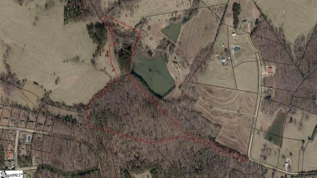 00 Sunset Ridge Road, Inman, SC 29349 (#1438590) :: J. Michael Manley Team