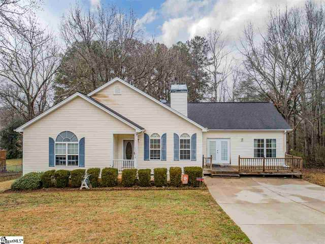 111 Ginger Lane, Easley, SC 29642 (#1438595) :: J. Michael Manley Team