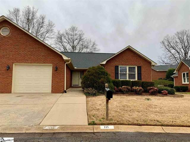 111 Fairoaks Drive, Greenville, SC 29615 (#1438609) :: The Toates Team
