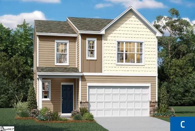 12 Echo Valley Drive, Greer, SC 29687 (#1438612) :: Modern