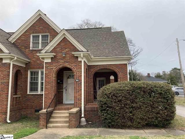 306A W Poinsett Street, Greer, SC 29650 (#1438664) :: Hamilton & Co. of Keller Williams Greenville Upstate