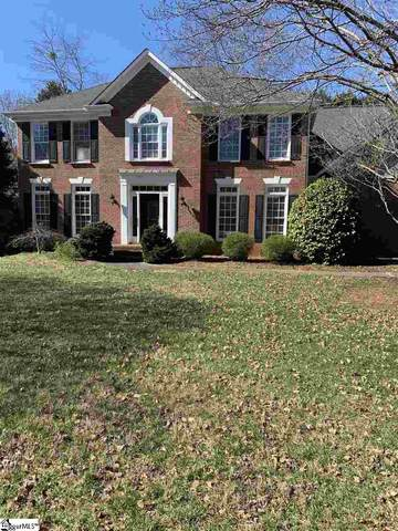 24 Hickory Chip Court, Simpsonville, SC 29681 (#1438665) :: The Robby Brady Team