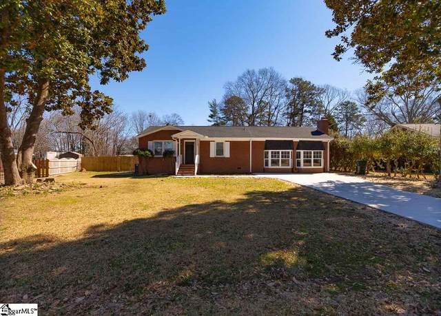 7 Fairlane Circle, Greenville, SC 29607 (#1438671) :: The Robby Brady Team