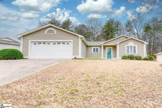 7 Woodtrace Circle, Greenville, SC 29615 (#1438689) :: DeYoung & Company