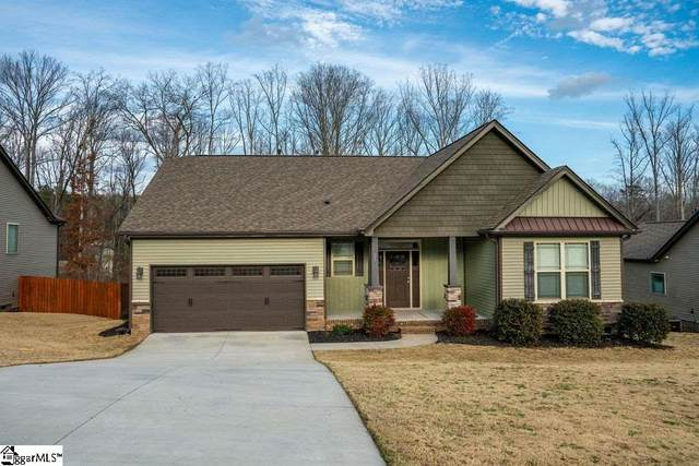25 Woodhaven Way, Easley, SC 29642 (#1438708) :: The Haro Group of Keller Williams