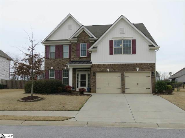 207 Willowbottom Drive, Greer, SC 29651 (#1438711) :: DeYoung & Company