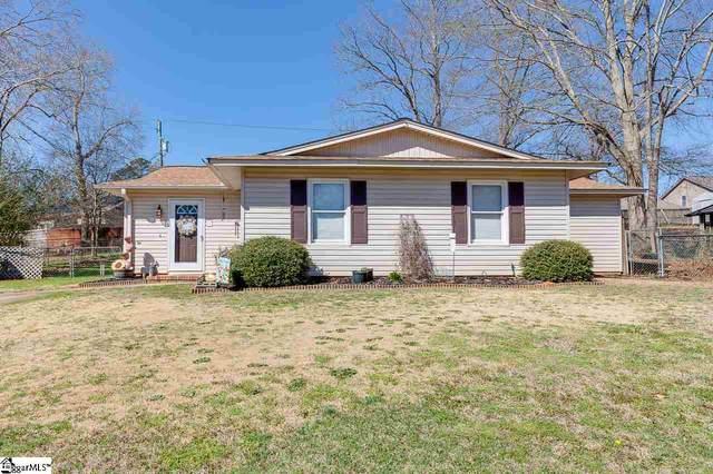 506 Agewood Drive, Simpsonville, SC 29680 (#1438717) :: Hamilton & Co. of Keller Williams Greenville Upstate