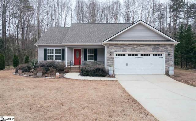 35 Daughtry Court, Travelers Rest, SC 29690 (#1438719) :: Modern