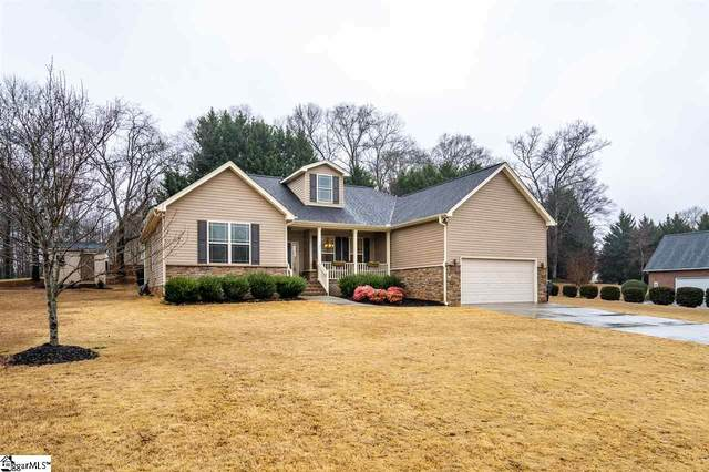 101 Tinsley Drive, Anderson, SC 29621 (#1438721) :: Dabney & Partners